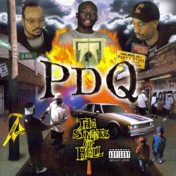 PDQ - The Streets Of Hell