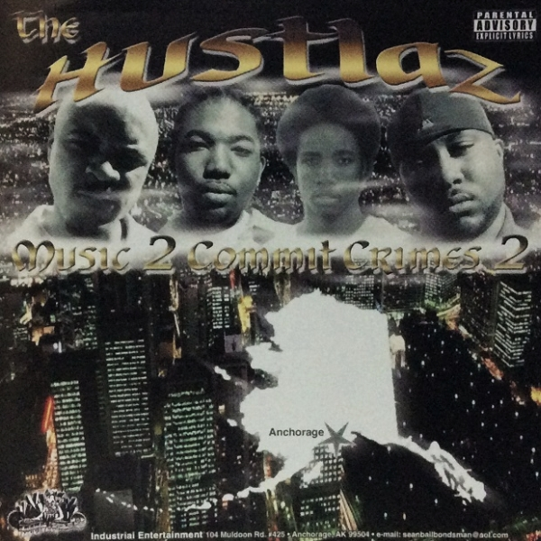 The Hustlaz - Music 2 Commit Crimes 2