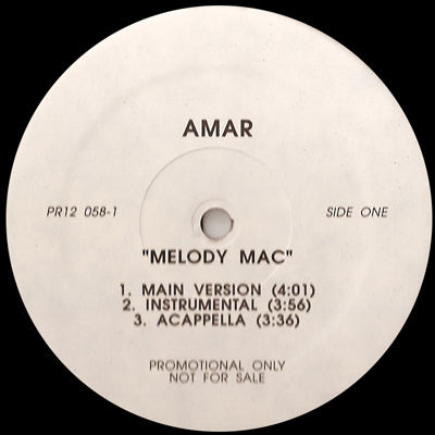 Amar - Melody Mac / Concrete Jungle
