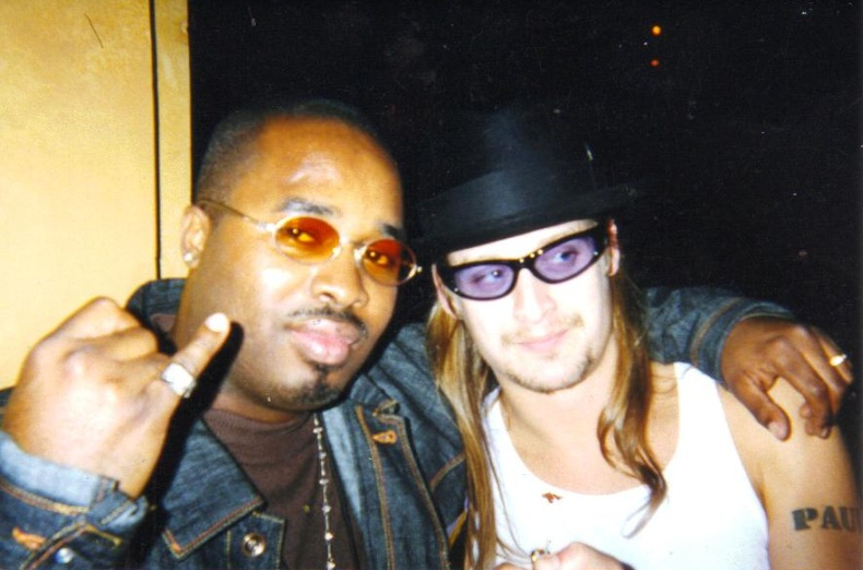 Wes Chill & Kid Rock