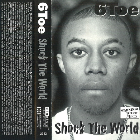 6Toe - Shock The World