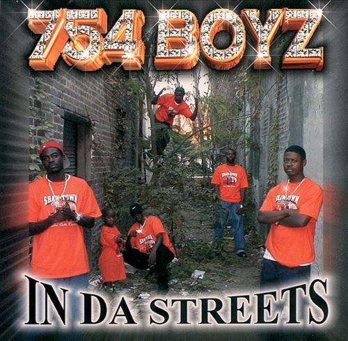 754 Boyz - In Da Streetz