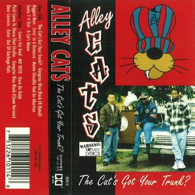 Alley Cats The Cat's Got Your Trunk?