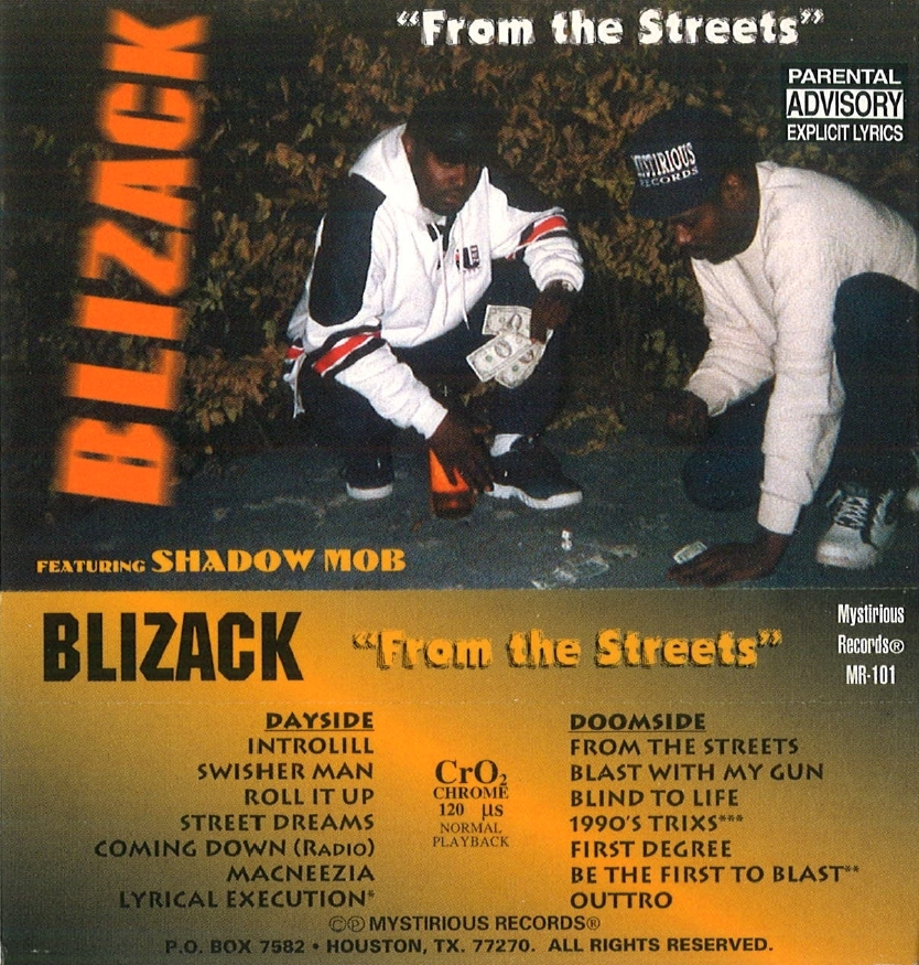 Blizack - From The Streets