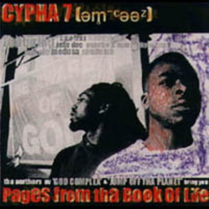 Cypha 7 - Pages From Tha Book Of Life