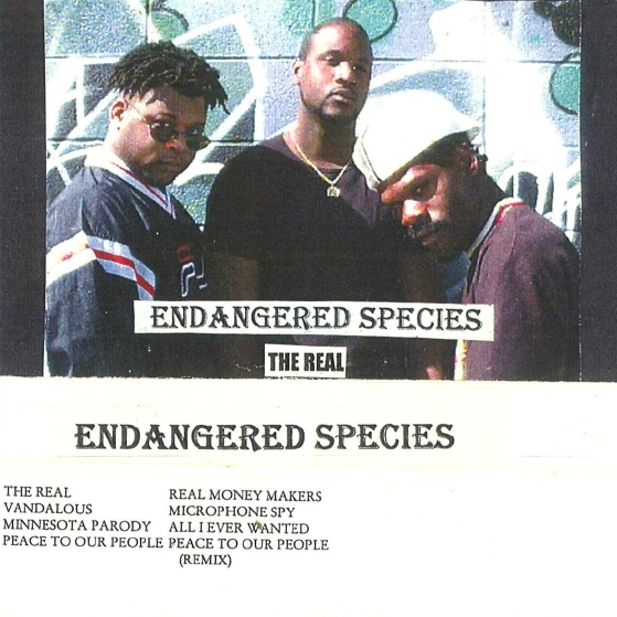 Endangered Species - The Real