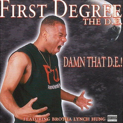 First Degree The D.E. - Damn That D.E.!