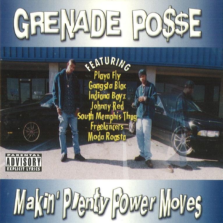Grenade Po$$e - Makin' Plenty Power Moves