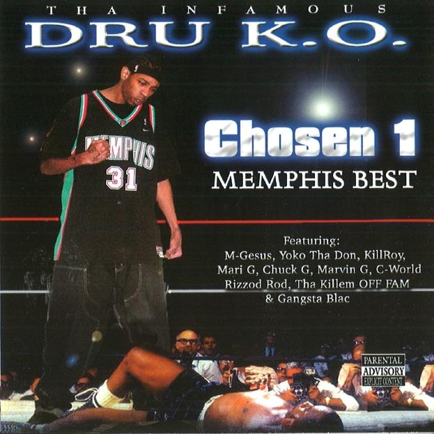 Infamous K.O. - Chosen 1: Memphis Best