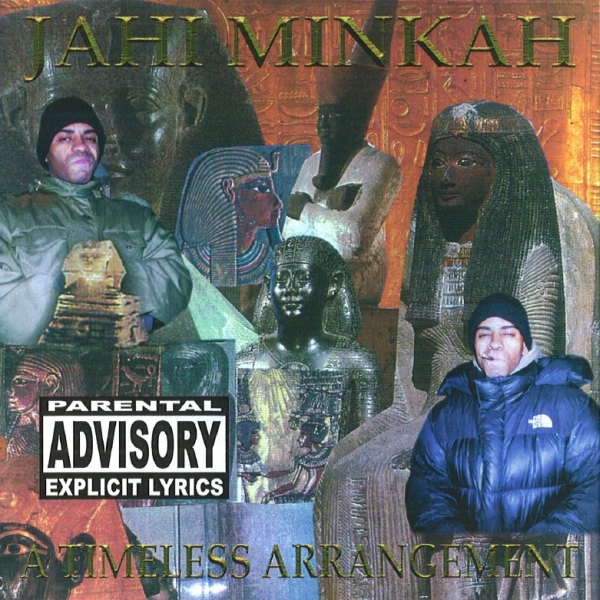 Jahi Minkah - A Timeless Arrangement