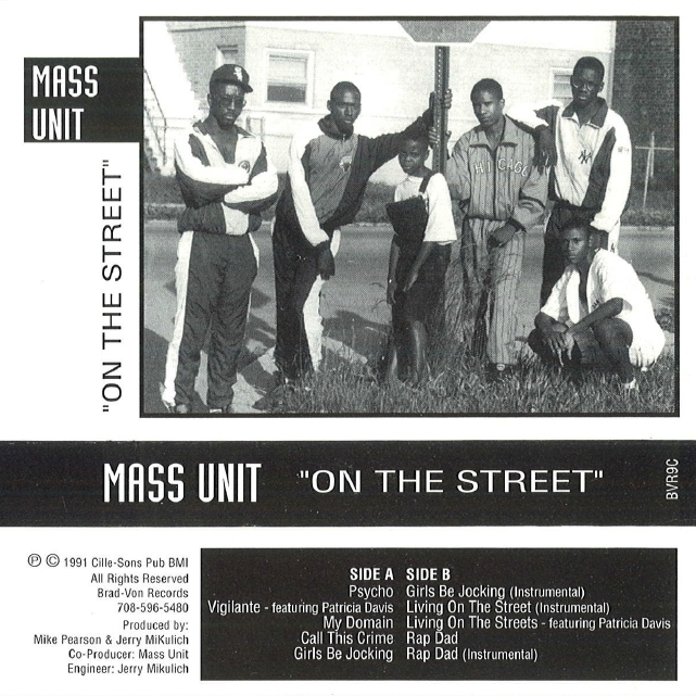 Mass Unit - On The Street