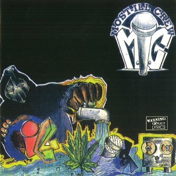 Most Ill Crew - Ill Funk Fl-oz & Trax
