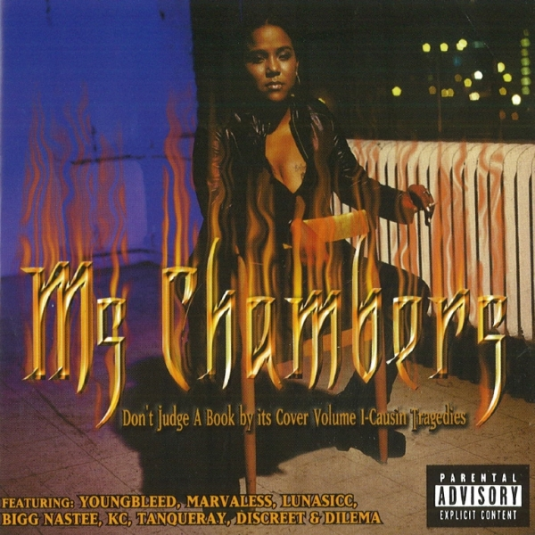 Ms. Chambers - Don't Judge A Book By Its Cover Vol. 1 - Causin' Tragedies