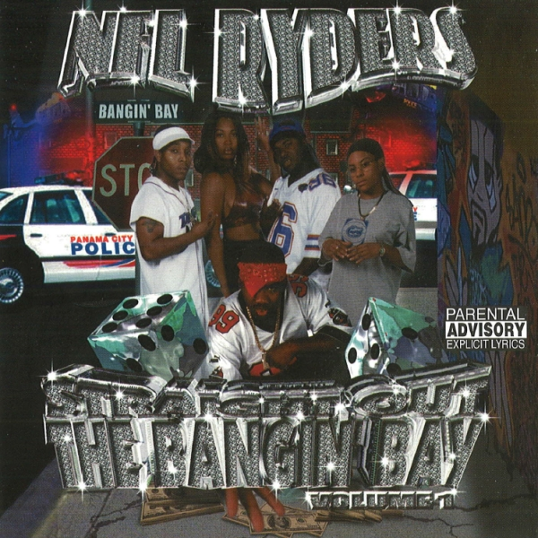 NFL Ryders - Straight Out The Bangin' Bay