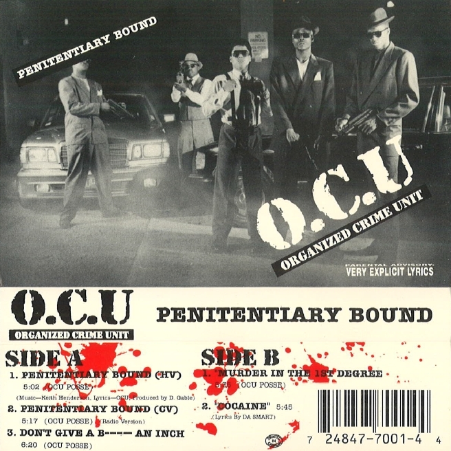 O.C.U. - Penitentiary Bound