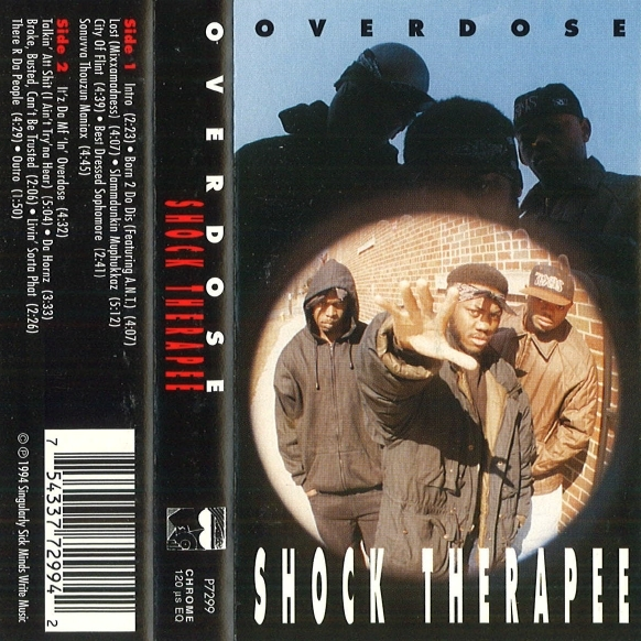 Overdose - Shock Therapee (1994)