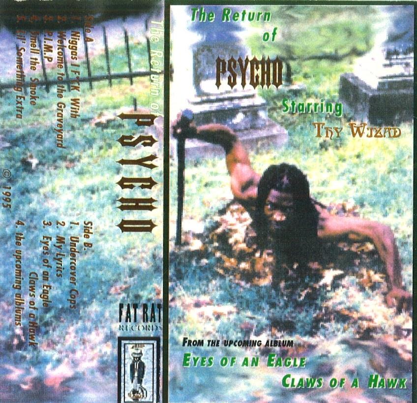 Psycho - The Return Of Psycho