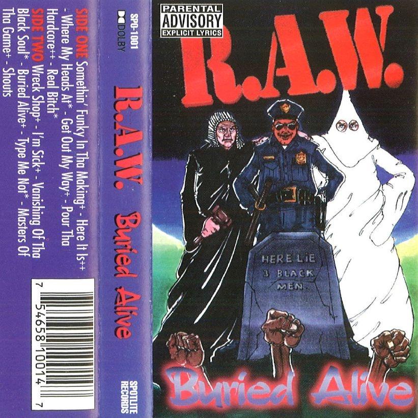 R.A.W. - Buried Alive