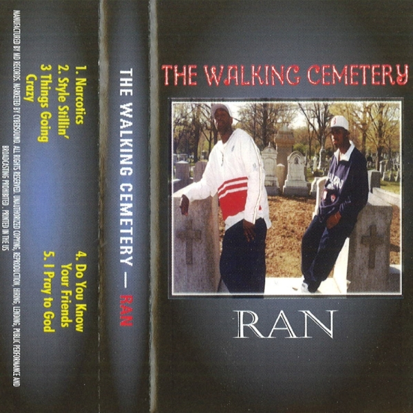 Ran - The Walking Cemetery