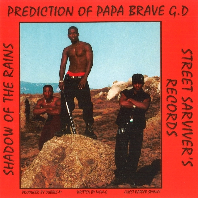 Shadow Of The Rains - Prediction Of Papa Brave G.D.