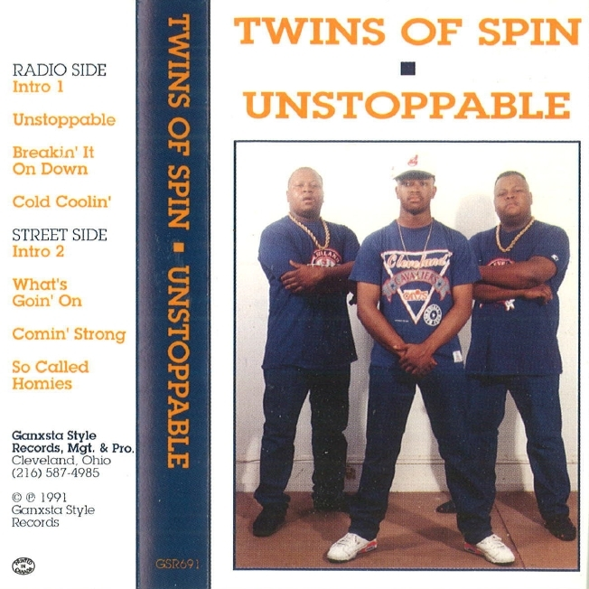 Twins Of Spin - Unstoppable