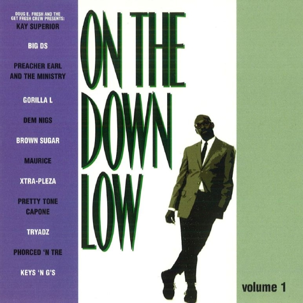 V.A. - On The Down Low Volume 1