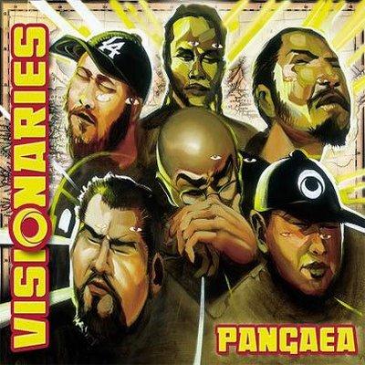 Visionaries - Pangaea