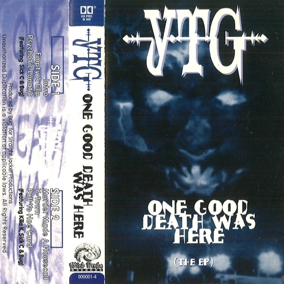 YTG - One Good Death Was Here (The EP)