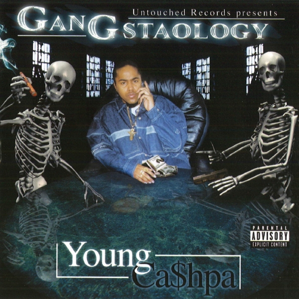 Young Ca$hpa - Gangstaology