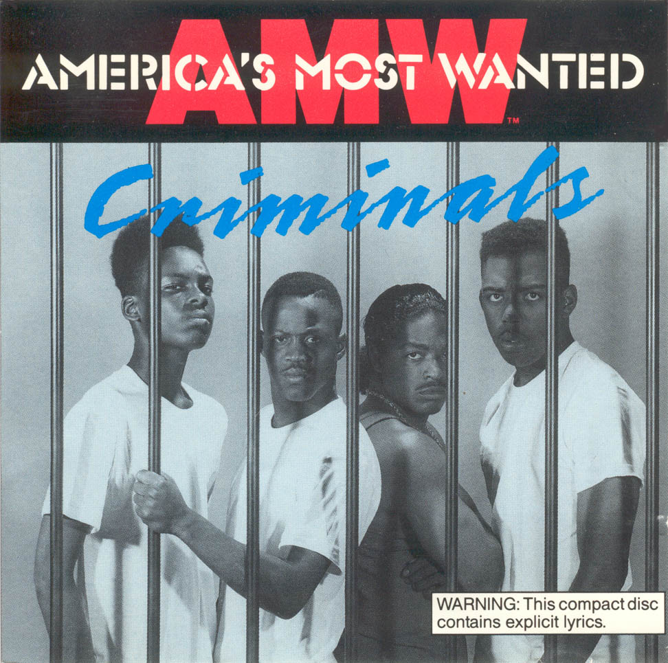 AMW (Americas Most Wanted) - Criminals