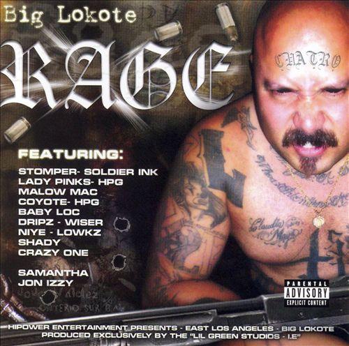 Big Lokote - Rage