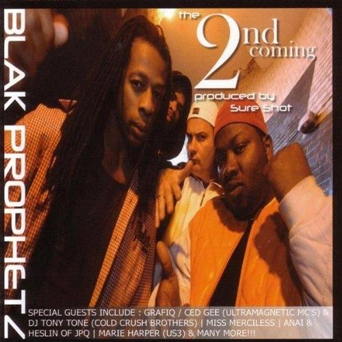 Blak Prophetz - The 2nd Coming