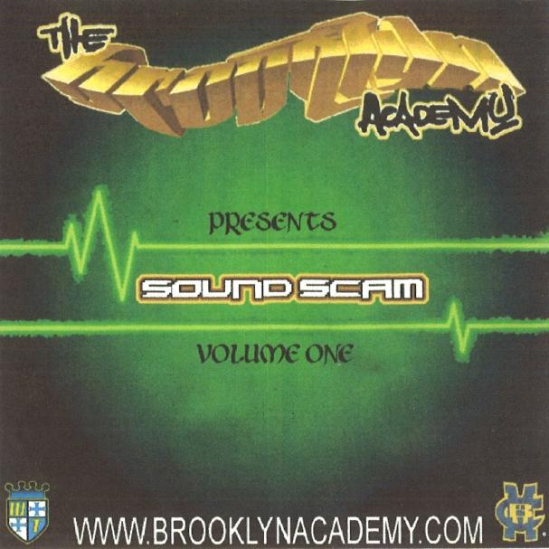 Brooklyn Academy - Sound Scam Vol. 1