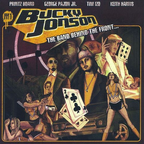 Bucky Jonson - The Band Behind The Front