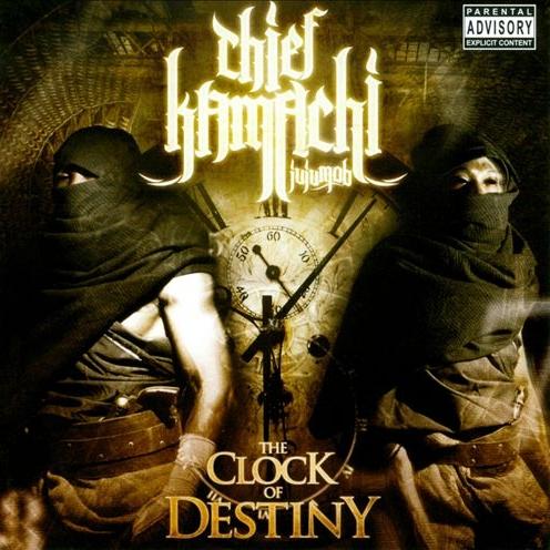 Chief Kamachi - The Clock Of Destiny