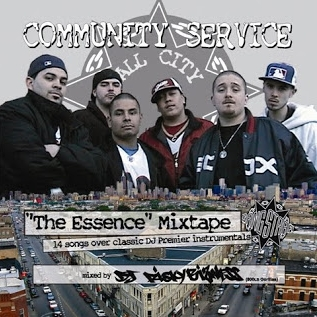 Community Service - The Essence Mixtape
