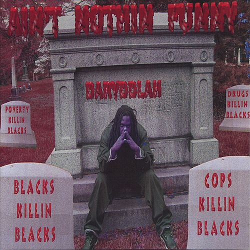 Daryddlah - Ain't Nothin Funny