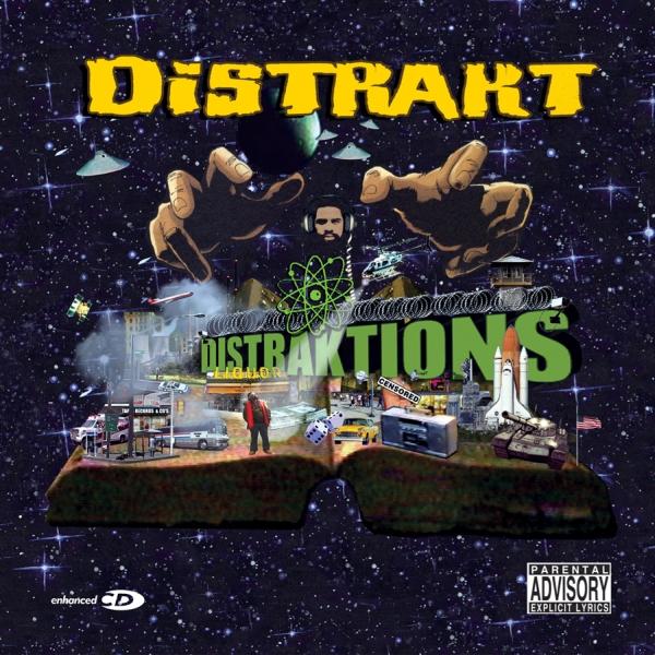 Distrakt - Distraktions