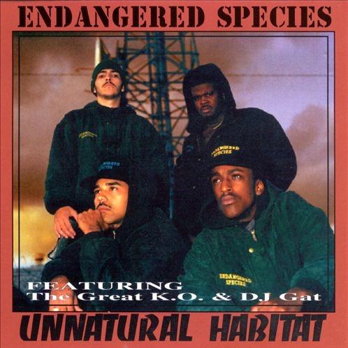Endangered Species - Unnatural Habitat
