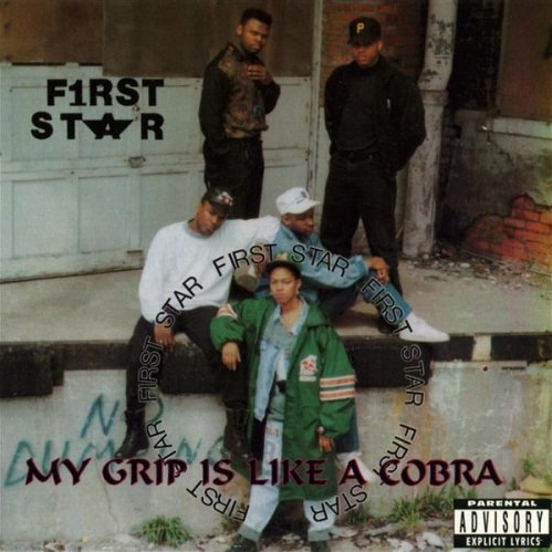First Star - My Grip Is Like A Cobra