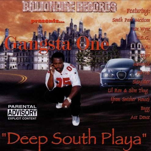 Gangsta One - Deep South Player