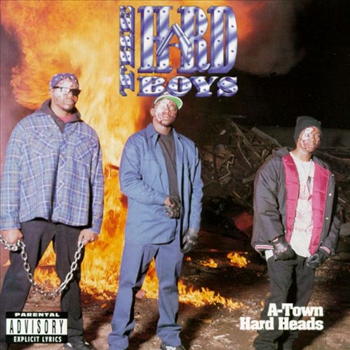 Hard Boys - A-Town Hard Heads