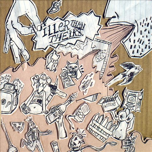 Iller Than Theirs - S/T