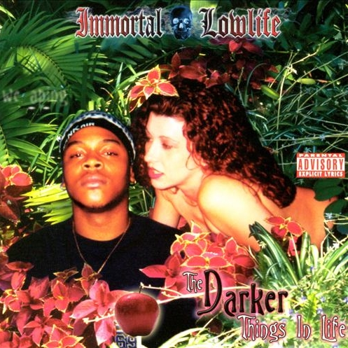 Immortal Lowlife - Darker Things In Life Vol. 2