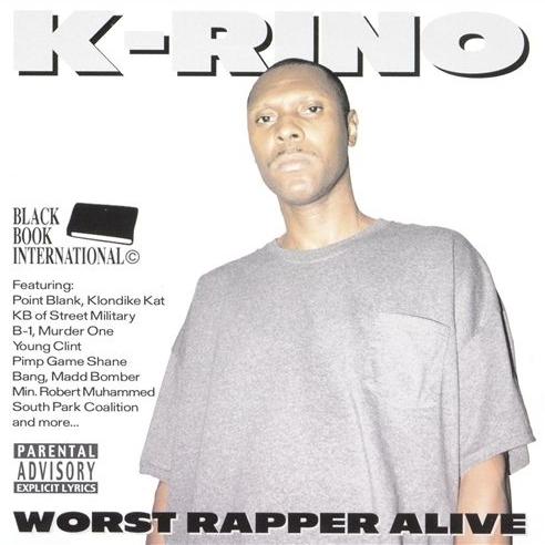 K-Rino - Worst Rapper Alive