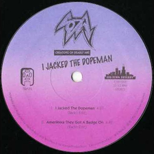 Creators Of Deadly Art – I Jacked The Dopeman