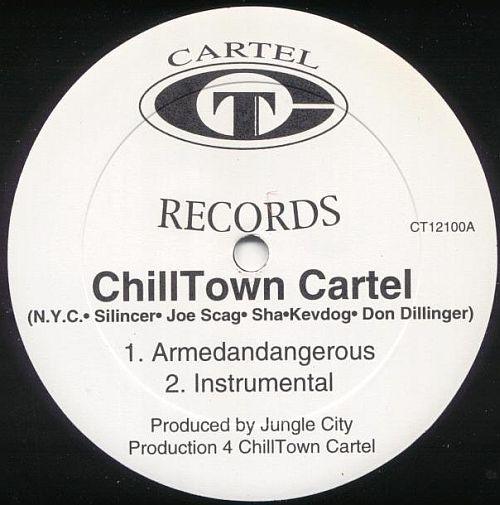 ChillTown Cartel - Armedandangerous / Malt Liquor