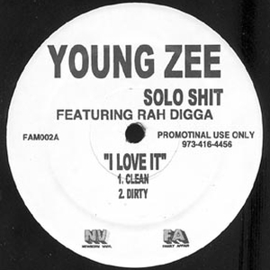 Young Zee – Solo Shit