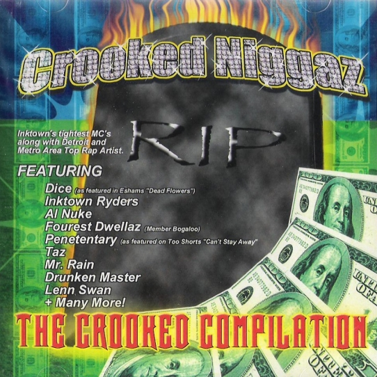Crooked I Records - The Crooked Compilation