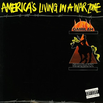 Gamilah Shabazz - America's Living In A War Zone